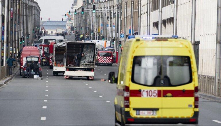 Число пострадавших при терактах в Брюсселе выросло до 300