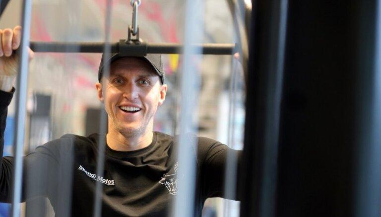 Бывший тренер Бриедиса готовит новую латвийскую звезду бокса