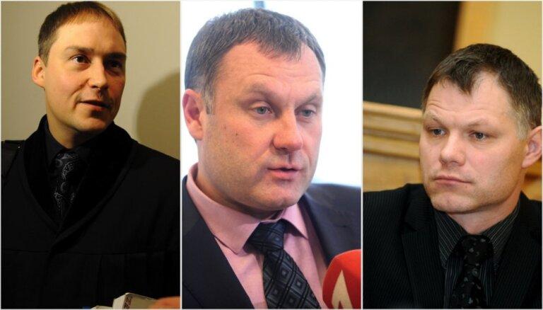 Vairāki ģenerālprokurora amata kandidāti pērn deklarējuši parādus un atsevišķus darījumus
