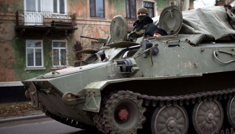 Par piedalīšanos bruņotā konfliktā ārzemēs draudēs pat 10 gadi cietumā, lemj Saeima