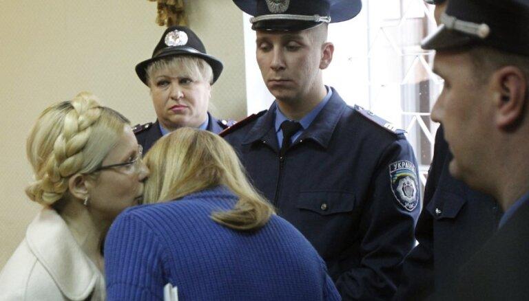 Тимошенко из колонии передала письмо для Клинтон
