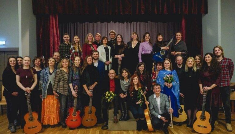 Rīgā norisināsies dziesminieku festivāla 'Austrasdienas' koncerti