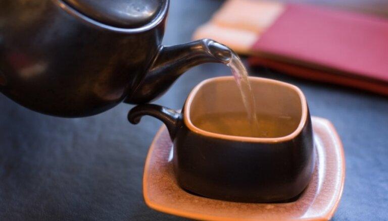 Похудеть с помощью зеленого чая
