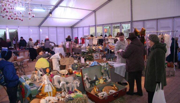 Aicina uz svētku tirdziņu un pasākumiem Madonā
