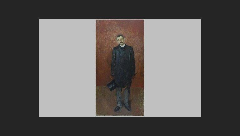 Daugavpilī būs aplūkojams slavenā norvēģu mākslinieka Munka darbs