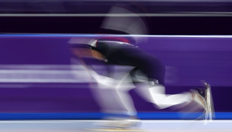 XXIII Ziemas olimpisko spēļu rezultāti ātrslidošanā sievietēm 1000 metru distancē (14.02.2018.)