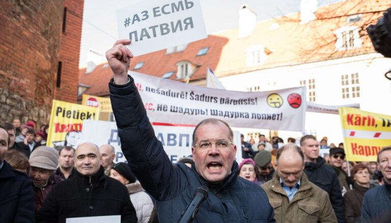 Мамыкин будет баллотироваться в Сейм от Русского союза Латвии