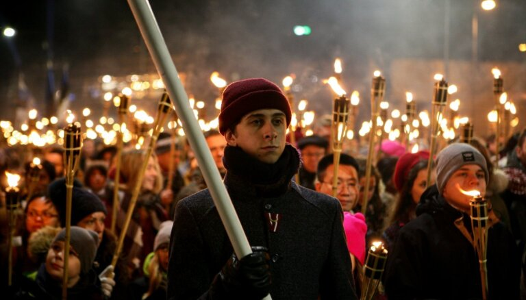 Нацобъединение предложило выйти на факельное шествие удаленно