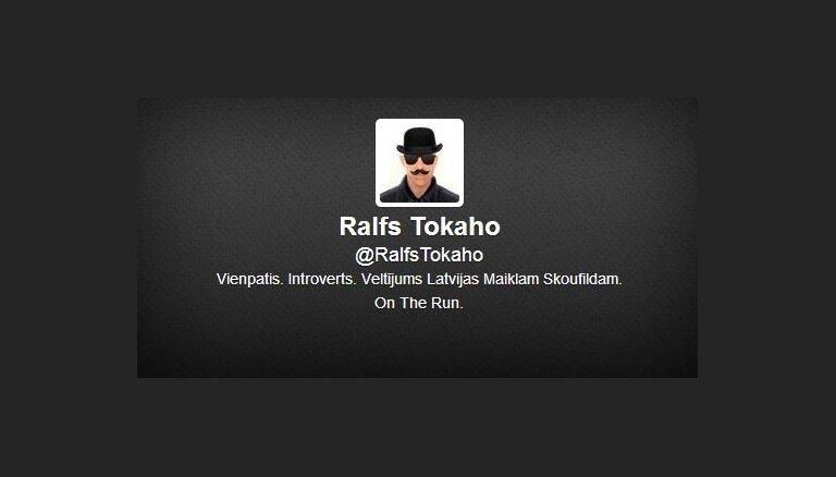 Полиция проверит фальшивый блог находящегося в бегах Ральфа Токахо