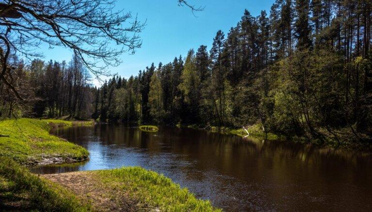 ФОТО. Самая красивая в Латвии: тропа Сканякална в Мазсалаце