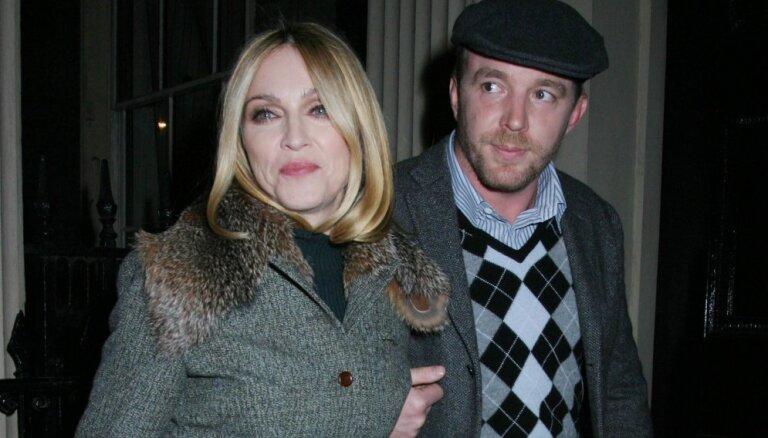 Гай Ричи подал в суд на Мадонну из-за опеки над детьми