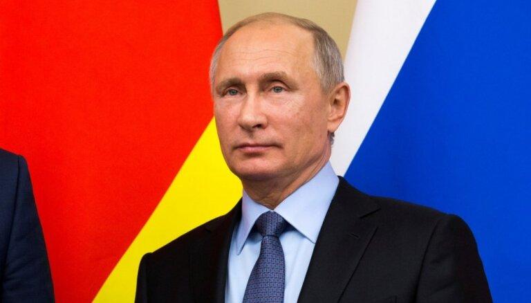 Putins uz ASV raķetes izmēģinājumu sola simetrisku atbildi