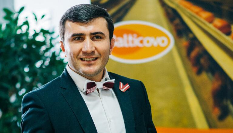 У компании Balticovo - новый председатель правления