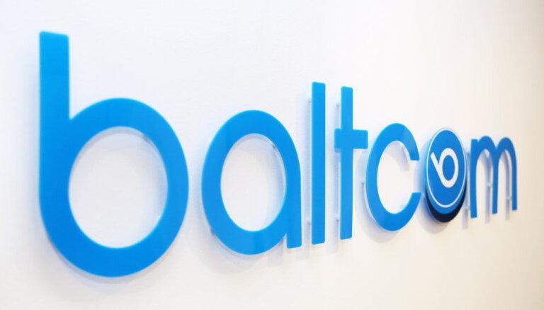 'Baltcom' investējis modernizācijā 6,9 miljonus eiro