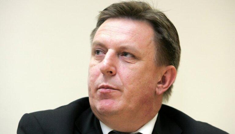 Lielās pilsētas cer, ka premjers atradīs par Sprūdžu kompetentāku ministru