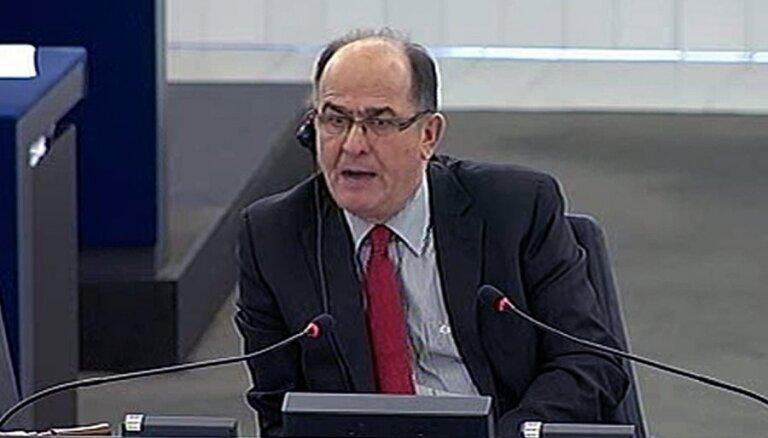 Зампред Европарламента упал в обморок во время сессии