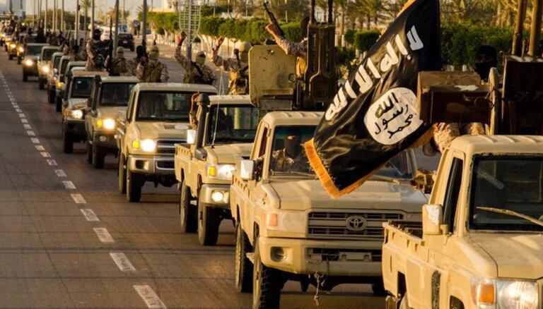 Американская авиация нанесла удар по ливийскому городу