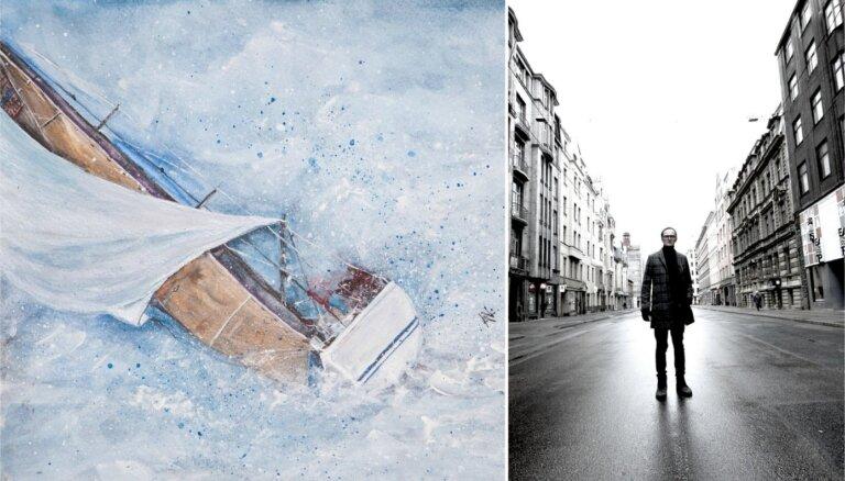 Goran Gora laidīs klajā savu piekto albumu 'Renesanse'