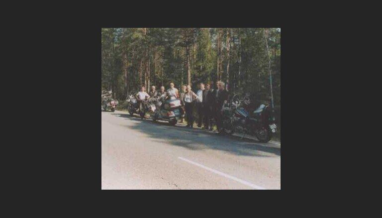 Ar motociklu pa Zviedriju un Somiju: Turku – Helsinki