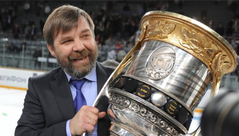 Стартует пятый сезон Континентальной хоккейной лиги