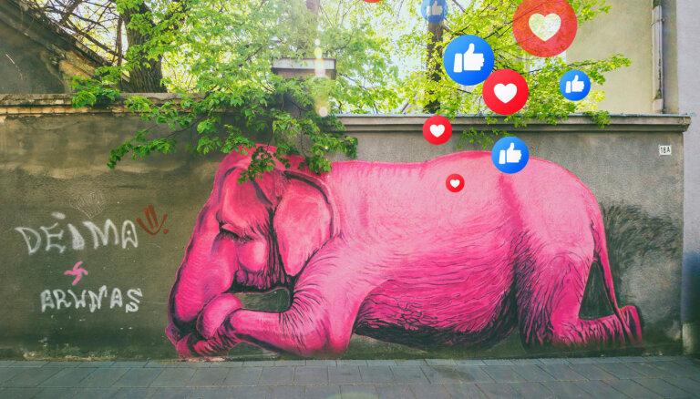 Top 10 vietas Lietuvā ideālu 'Instagram' kadru medībām