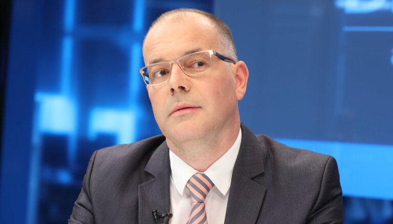 Бывший евродепутат Андрей Мамыкин станет ассистентом члена ЕП от Эстонии Яны Тоом