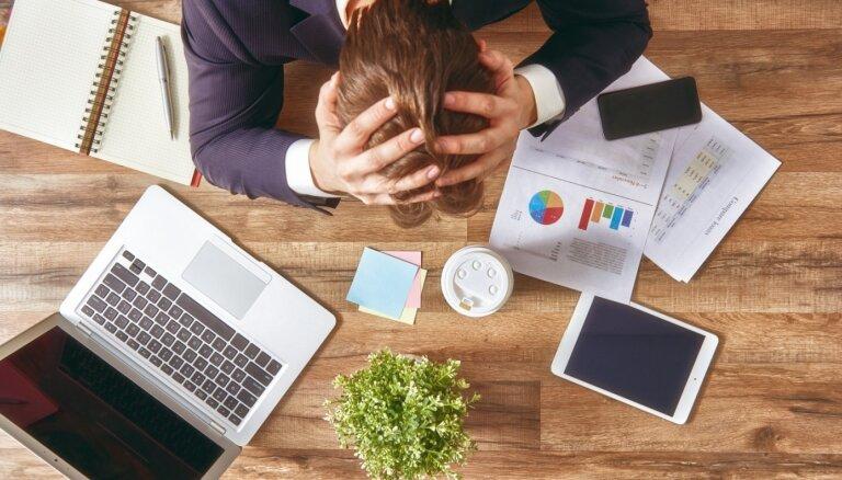 Efektīvas stratēģijas darba radīta stresa pārvaldīšanai