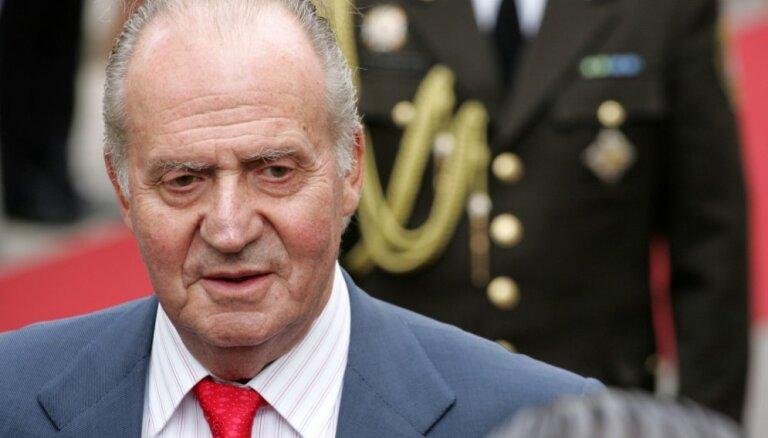 Король Испании Филипп VI больше не будет содержать отца