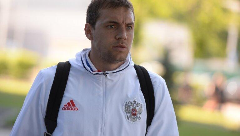 УЕФА отреагировал на секс-скандал вокруг капитана сборной России Артема Дзюбы