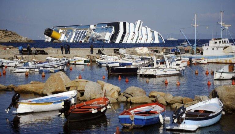 Лайнер Costa Concordia в момент крушения перевозил крупную партию кокаина