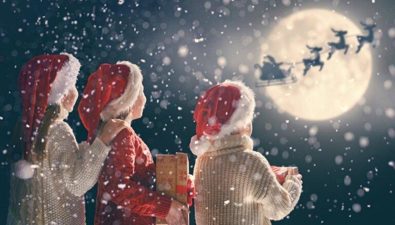 Otrajos Ziemassvētkos ģimenes tiek gaidītas bezmaksas pasākumā 'Izglāb Ziemassvētkus!'