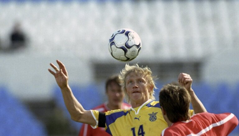 Трагически погиб бывший футболист сборной Украины