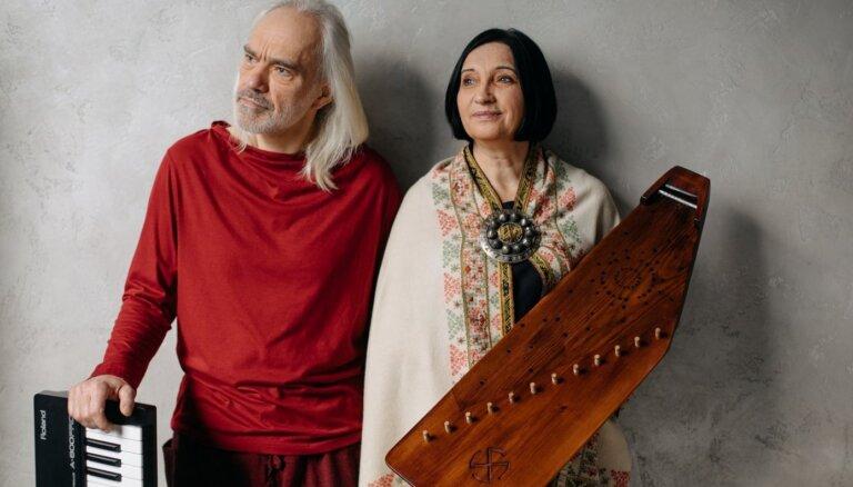 Koncertzālē 'Lielais dzintars' muzicēs Uģis Prauliņš un Biruta Ozoliņa