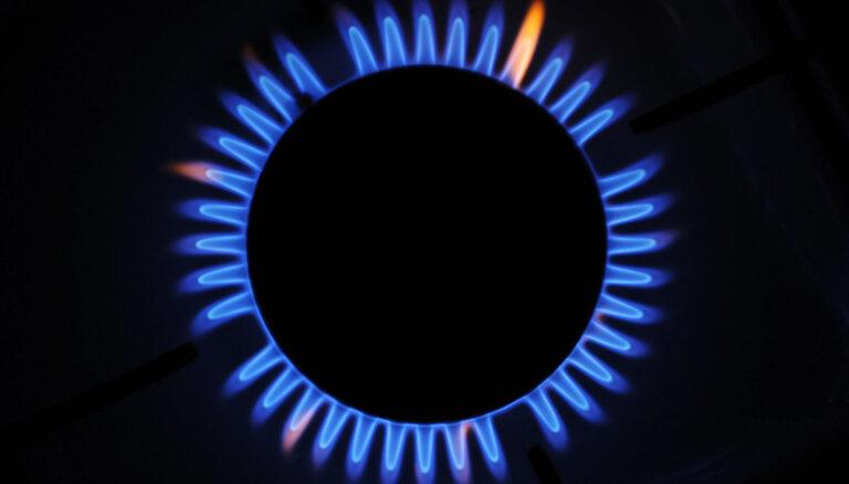 Pirmajā pusgadā dabasgāzes vairumcena samazinājusies