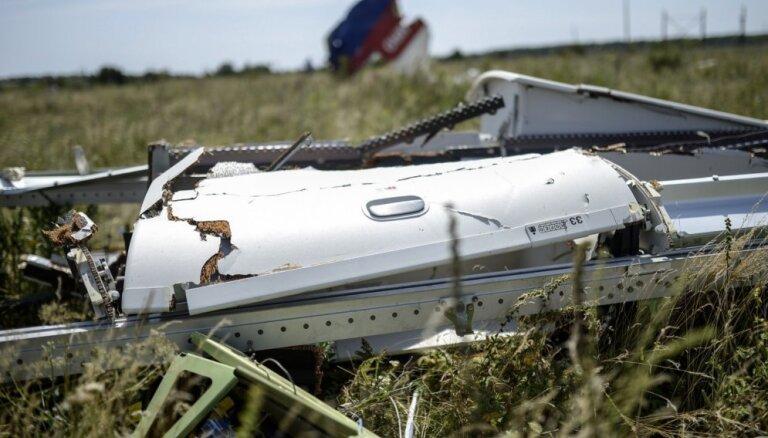 Nīderlande izvirzījusi apsūdzības četrām personām par Malaizijas lidmašīnas notriekšanu virs Austrumukrainas