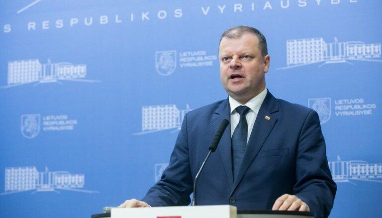 ВИДЕО: Литовцы мило извинились перед латышами за слова своего премьер-министра