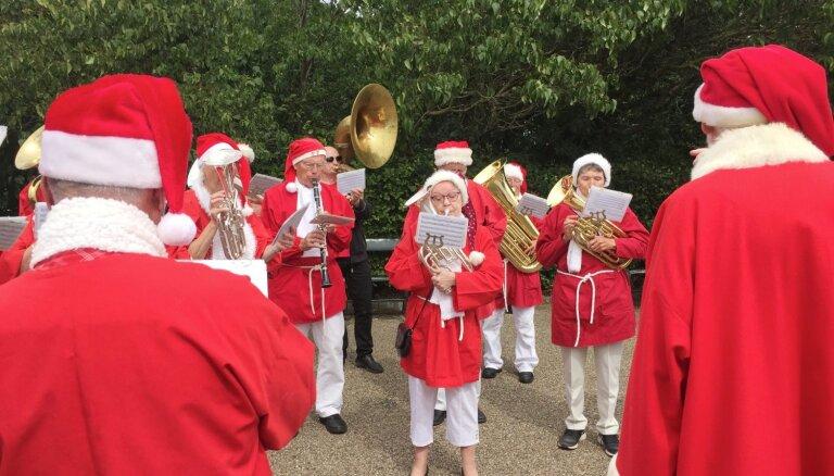 Kopenhāgenā sācies ikgadējais Ziemassvētku vecīšu kongress