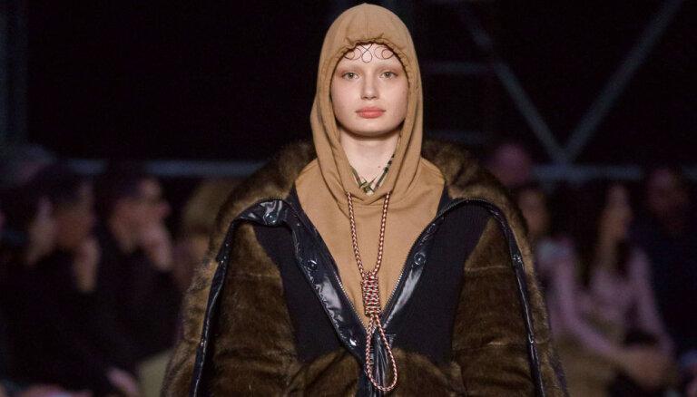 Sašutumu izraisa zīmola 'Burberry' provokatīvais 'pašnāvnieku džemperis'