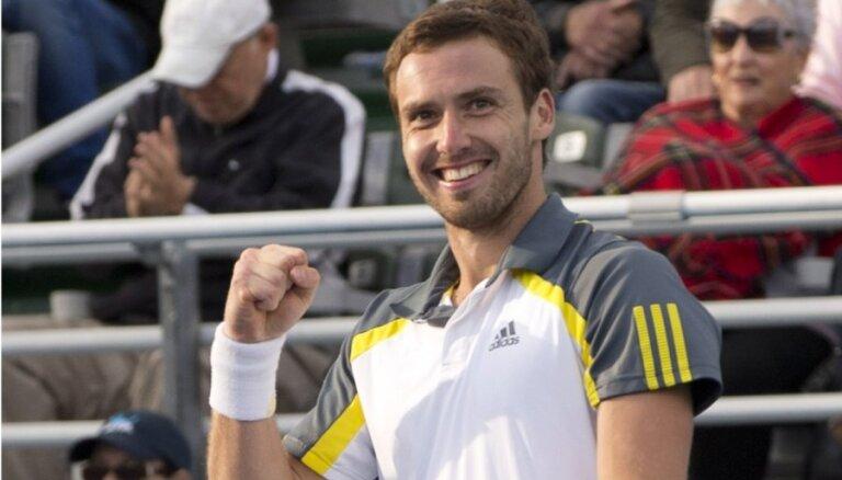 Gulbis uzsāk Francijas atklātā tenisa čempionāta vienspēļu sacensības