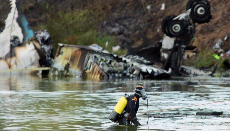 Igors Larionovs: pirms vairākiem gadiem 'Red Wings' lidmašīna bija tuvu katastrofai