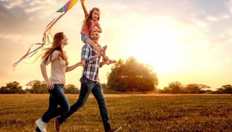 Pieci bērnu pasākumi, kas pārvērtīs brīvdienas piedzīvojumā