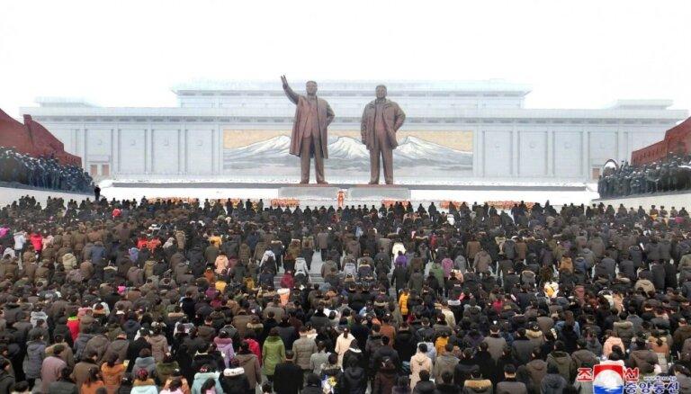 Ziemeļkoreja: denuklearizācija nozīmē arī ASV radīto kodoldraudu likvidēšanu