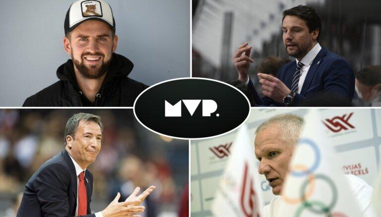 'MVP': Futbola augšāmcelšanās, baltie krekli un itālietis, kam uzticēti Latvijas dārgumi