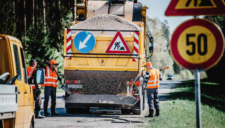 Опубликована карта ремонтов на дорогах в 2021 году