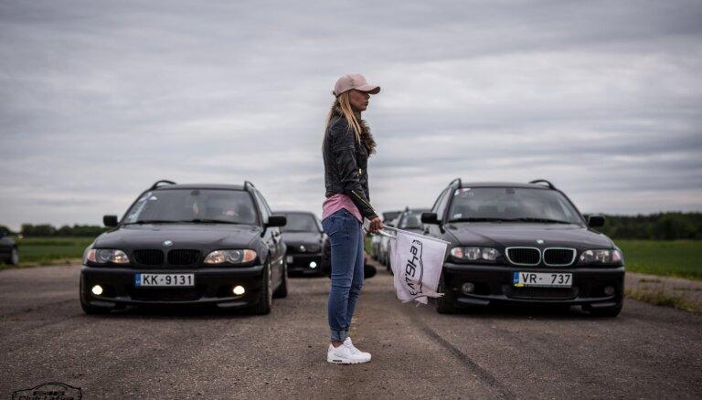 BMW 3. sērijas E46 modeļa entuziasti pulcēsies uz vasaras sezonas atklāšanu