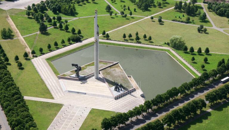 РСЛ 9 мая проведет у Сейма пикет в защиту монумента Победы