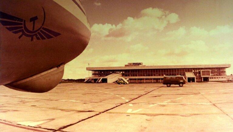 Lidostā 'Rīga' darbu sāk SAS un 'Ukraine International Airlines'