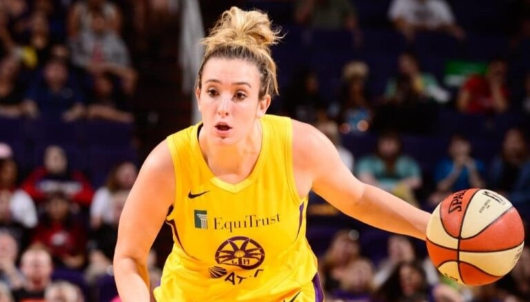 TTT maina amerikānietes – komandai pievienojas aizsardze no WNBA