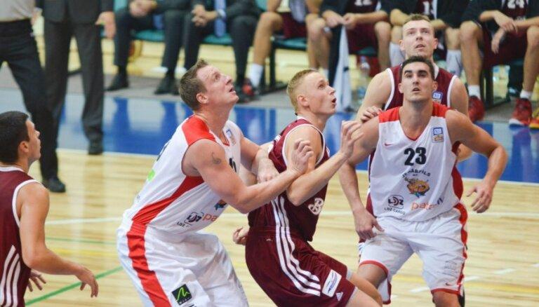 'Jēkabpils' un 'Ventspils' LBL sezonu sāk ar pārliecinošām uzvarām