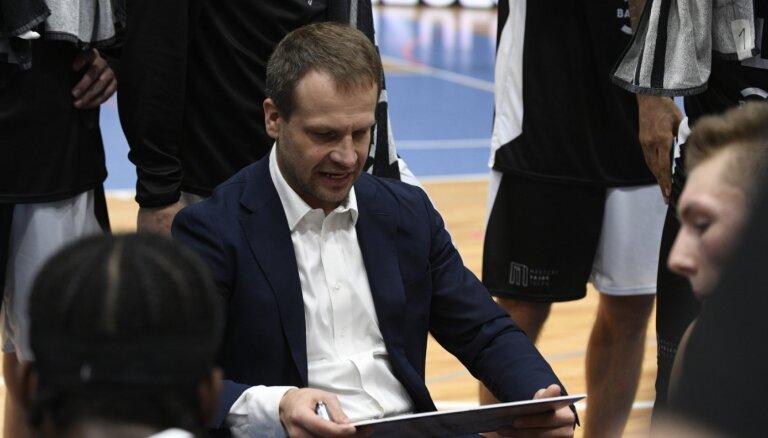 'VEF Rīga' piedzīvo negaidītu pirmo zaudējumu LIBL čempionātā